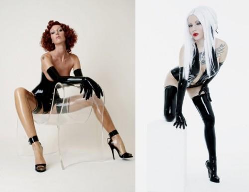 highglossdolls 2 600x463 HighGloss Dolls   Fashion Latex [nsfw]