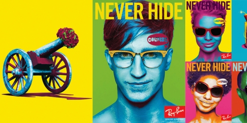 colorize my ray ban 2 Ray Ban Colorize Campaign